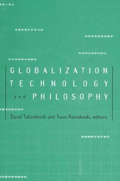 Globalization, Technology, and Philosophy (eBook, PDF)
