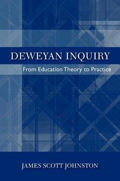 Deweyan Inquiry (eBook, PDF) - Johnston, James Scott