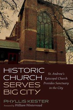 Historic Church Serves Big City (eBook, ePUB)