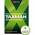 TAXMAN 2021 (für Steuerjahr 2020) (Download für Windows)