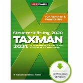TAXMAN 2021 Rentner & Pensionäre (für Steuerjahr 2020) (Download für Windows)
