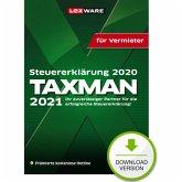 Taxman 2021 für Vermieter (für Steuerjahr 2020) (Download für Windows)