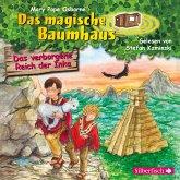 Das verborgene Reich der Inka / Das magische Baumhaus Bd.58 (1 Audio-CD)
