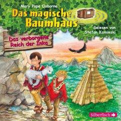 Das verborgene Reich der Inka / Das magische Baumhaus Bd.58 (1 Audio-CD) - Osborne, Mary Pope