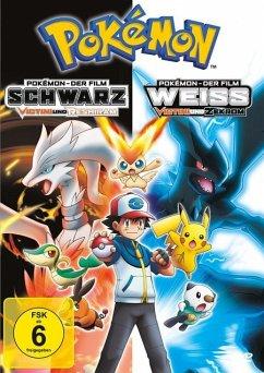 Der Film: Schwarz - Victini und Reshiram / Pokémon - Der Film: Weiß - Victini und Zekrom - Matsumoto,Rica/Otani,Ikue/Yuki,Aoi/+