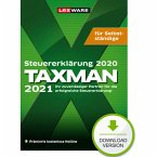TAXMAN 2021 für Selbstständige (für Steuerjahr 2020) (Download für Windows)