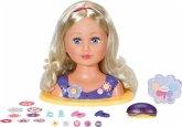 Zapf Creation® 825990 - BABY born Sister Styling Head, Schminkkopf, Frisierkopf