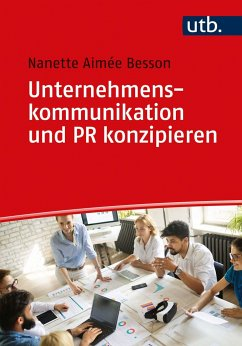 Unternehmenskommunikation und PR konzipieren - Besson, Nanette