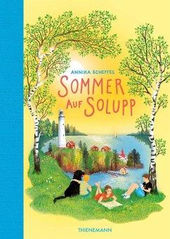 Sommer auf Solupp (eBook, ePUB) - Scheffel, Annika