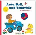 Auto, Ball und Teddybär (Restauflage)