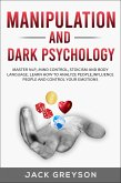 Manipulation and Dark Psychology - Master : NLP, Mind Control, Body Language How to Analyze People, Control your Emotions and Influence People. - (eBook, ePUB)