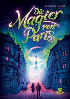 Die Magier von Paris (Mängelexemplar) - Wolff, Christina