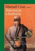 Tolerancia o barbarie (eBook, PDF)