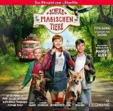 Die Schule der magischen Tiere - Hörspiel zum Film, 1 Audio-CD