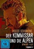Rocco Schiavone: Der Kommissar und die Alpen - Staffel 1+2 Limited Edition