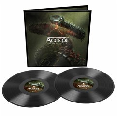 Too Mean To Die (2lp) - Accept