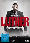 Luther - Die komplette Serie (Staffel 1-5)
