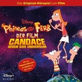 Phineas & Ferb Hörspiel – Candace gegen das Universum (Das Original-Hörspiel zum Disney-Film) (MP3-Download)
