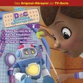 Doc McStuffins Hörspiel - Folge 6: Roboter Ray rettet die Welt/Bella, die Primaballerina/Das Seifenblasen-Äffchen/Die Nacht der Sternschnuppen (Disney TV-Serie) (MP3-Download)