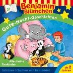 Benjamin Blümchen - Gute-Nacht-Geschichten - Folge 31: Alle meine Tierkinder (MP3-Download)