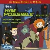 Kim Possible Hörspiel - Folge 11: Billig währt am längsten/Showdown im Wilden Westen (Disney TV-Serie) (MP3-Download)