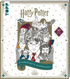 Harry Potter - Zauberhafte Ausmalwelt - Harry Potter - Zauberhafte Ausmalwelt