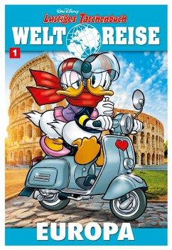 Europa / Lustiges Taschenbuch Weltreise Bd.1 - Disney