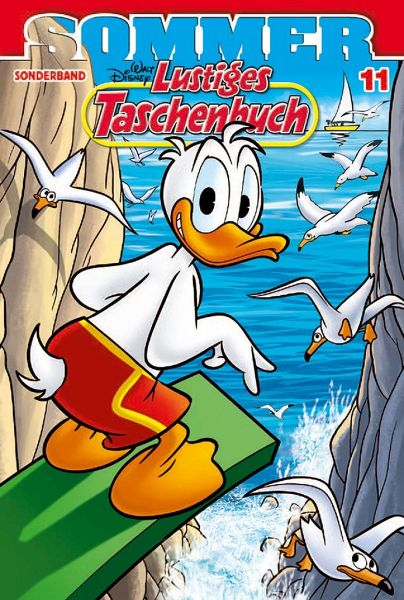 Buch-Reihe Lustiges Taschenbuch Sommer