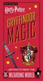 Harry Potter: Gryffindor Magic - Artifacts from the Wizarding World