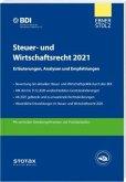 Steuer- und Wirtschaftsrecht 2021