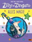 Zilly und Zingaro. Alles Magie