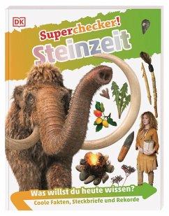Superchecker! Steinzeit - Janulis, Klint