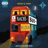 Die Nachtbushelden, 1 MP3-CD