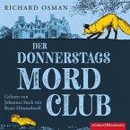 Der Donnerstagsmordclub / Die Mordclub-Serie Bd.1 (2 MP3-CDs)