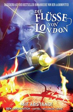 Die Flüsse von London - Graphic Novel - Aaronovitch, Ben;Cartmel, Andrew;Williamson, Brian