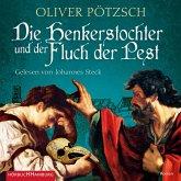 Die Henkerstochter und der Fluch der Pest / Henkerstochter Bd.8 (3 MP3-CDs)
