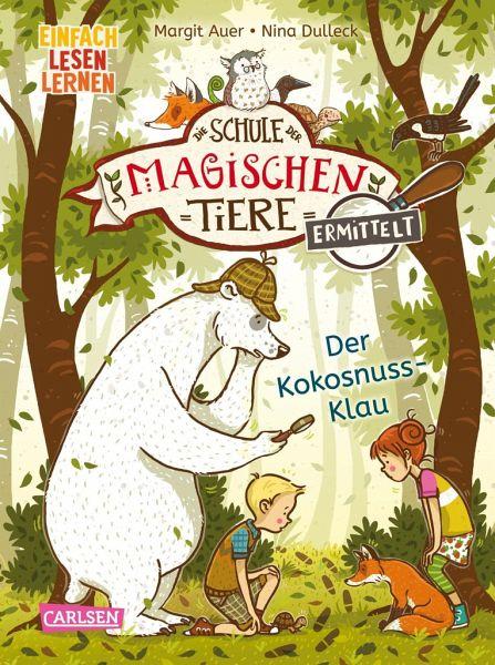 Buch-Reihe Die Schule der magischen Tiere ermittelt