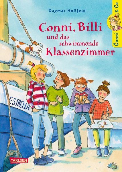 Conni, Billi und das schwimmende Klassenzimmer / Conni & Co Bd.17