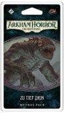 Arkham Horror, Das Kartenspiel - Zu tief drin (Spiel-Zubehör)