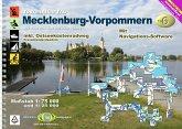TourenAtlas Wasserwandern / TA6 Mecklenburg-Vorpommern