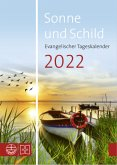 Sonne und Schild 2022 - Buchkalender
