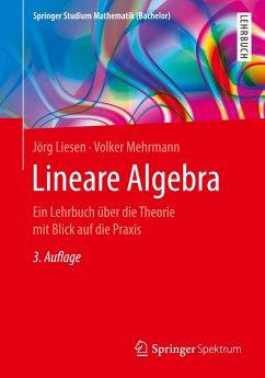 Lineare Algebra - Liesen, Jörg;Mehrmann, Volker
