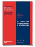Das Gewerbe- und Gaststättenrecht in Niedersachsen