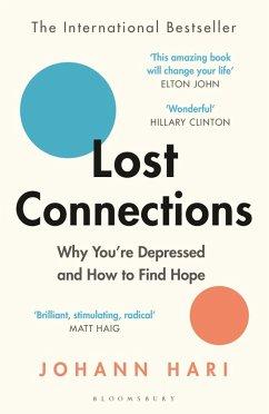 Lost Connections (eBook, PDF) - Hari, Johann