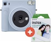 Fujifilm instax SQUARE SQ 1 Set glacier blue