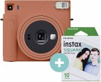 Fujifilm instax SQUARE SQ 1 Set terracotta orange
