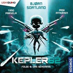 Kepler62 Folge 6: Das Geheimnis - Parvela, Timo;Sortland, Bjørn