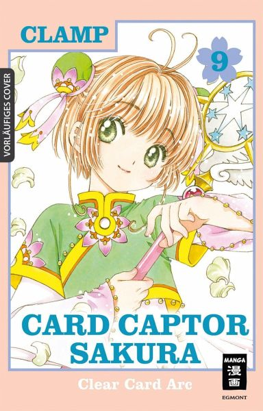 Buch-Reihe Card Captor Sakura Clear Arc