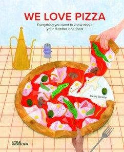 We love Pizza - Beretta, Elenia