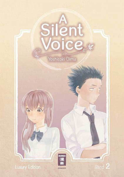 Buch-Reihe A Silent Voice - Luxury Edition